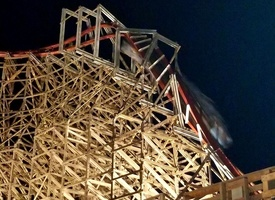 Twisted Timbers