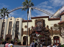 Hollywood Dream : The Ride