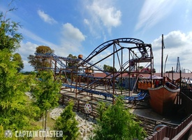 Viking Roller Coaster