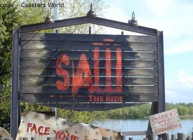 Saw - The Ride