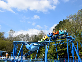 Octonauts Rollercoaster Adventure