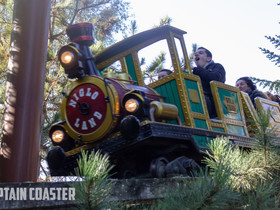 Goldmine Train