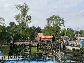 Dahlonega Mine Train