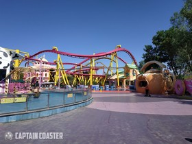 Family Inverted Coaster
