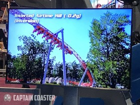 Unnamed Quadruple Launch Coaster