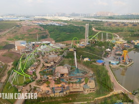 Flying Wing Coaster