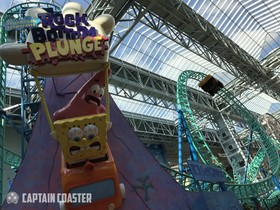 SpongeBob SquarePants Rock Bottom Plunge