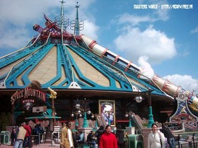 Hyper Space Mountain